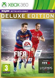 игра Fifa 16. Deluxe Edition Xbox 360