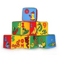 Кубики 'Цифры и математические знаки'