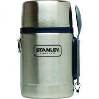 Термос пищевой с ложкой Stanley 'Adventure' 0.5 л, стальной