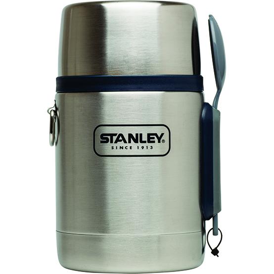 Термос пищевой с ложкой Stanley Adventure 0.5 л, стальной