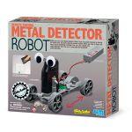 Набор для опытов 'Робот металлоискатель'
