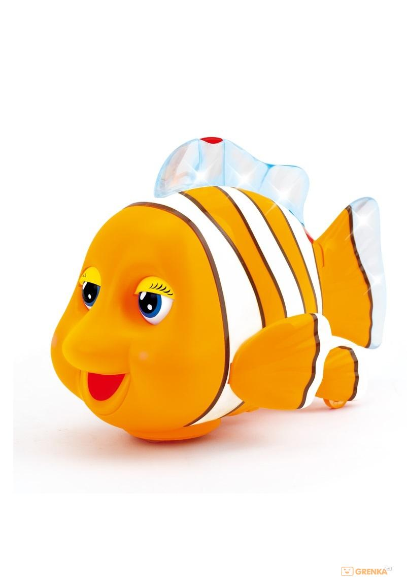 Купить Рыбка клоун Huile Toys