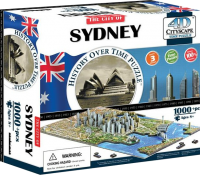 Пазл объемный 'Сидней, Австралия'