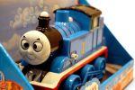 Паровозик на батарейках Thomas Bubble Train мыльные пузыри (TT-JAID001)