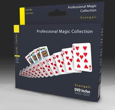 Купить Фокус 'Карты Свенгали', Oid Magic