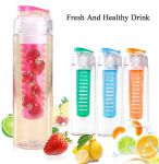 Подарок Бутылка Fruit Juice (Tritan Plastic) без ручки