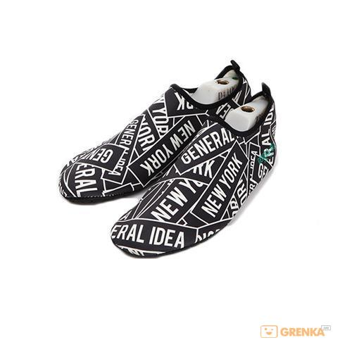 Купить Спортивная обувь Actos Skin Shoes NY Black