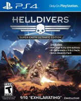 игра Helldivers Super-Earth Ultimate Edition PS4