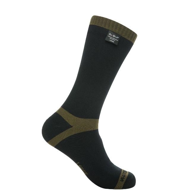 Водонепроникні шкарпетки DexShell Trekking Green M