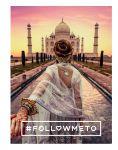Книга Follow Me to. Впечатляющие приключения Натальи и Мурада Османн - российской пары путешественников, покоривших мир!