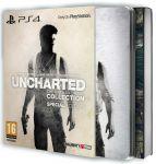 игра Uncharted: Натан Дрейк. Коллекция. Специальное издание PS4