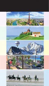 фото страниц Франция (Путеводитель + карта) #4