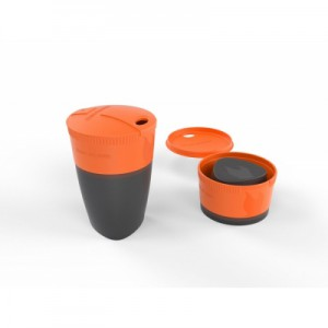 фото Стакан Light My Fire Pack-up-Cup Lime Orange #2