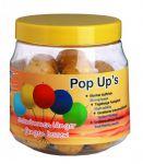 Бойлы  Top Secret POP UP'S плавающие 20мм 100г ваниль
