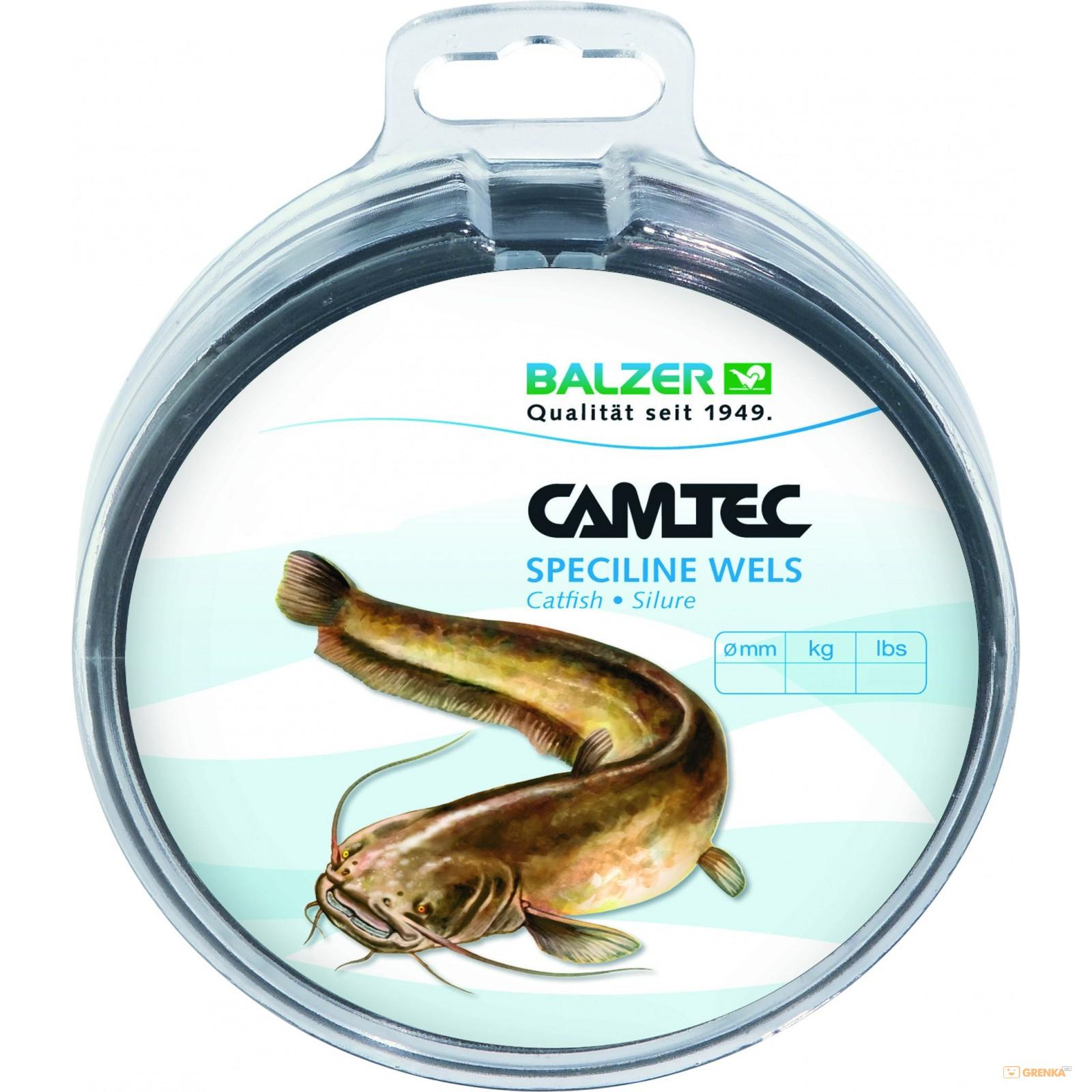 Купить Леска Balzer Camtec Сом 0.55 мм