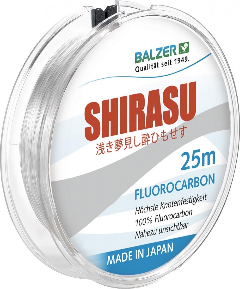 Леска Balzer Shirasu Fluorocarbon 0. 30 мм