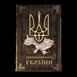 Книга Національний атлас України
