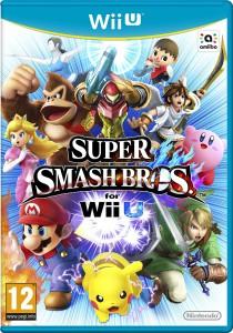 игра Nintendo Wii U Super Smash Bros