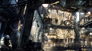 скриншот Deus Ex: Mankind Divided PS4 #6