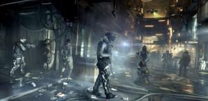 скриншот Deus Ex: Mankind Divided PS4 #5