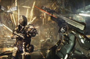 скриншот Deus Ex: Mankind Divided PS4 #7