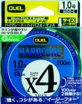 Шнур Yo-Zuri Duel Hardcore X4 0.153 мм