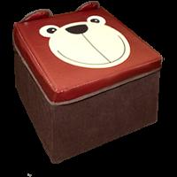 Детский пуф 'Медведь'