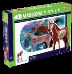 Объемная анатомическая модель 'Лошадь'