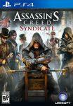 игра Assassin's Creed: Syndicate. Специальное Издание PS4