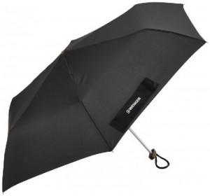 Зонт телескопический плоский Wenger (W1106)