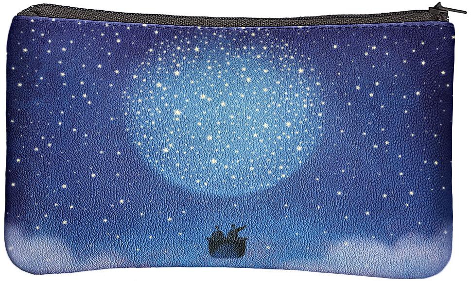 Косметичка маленькая 'Звездные путешественники'
