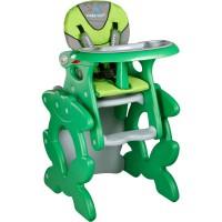 Стульчик для кормления Caretero 'Primus' (green)