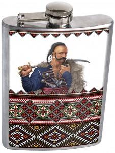 Подарок Фляга 'Фляга Украинца'
