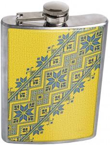 Подарок Фляга 'Україна яскрава'