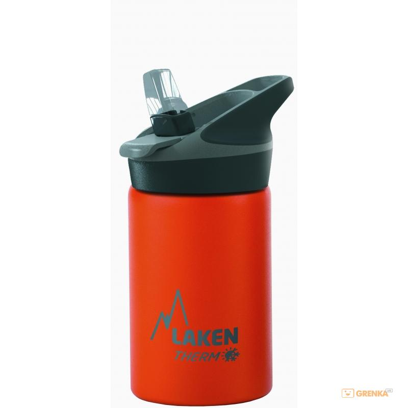 Купить Термофляга Laken Jannu Thermo 0.35 L orange