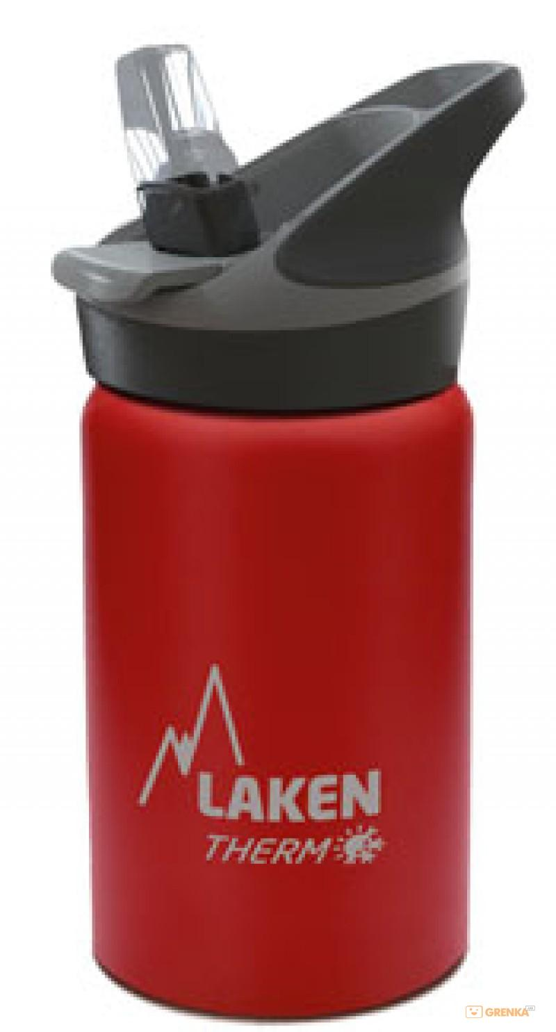 Купить Термофляга Laken Jannu Thermo 0.35 L Red