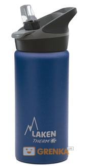 Купить Термофляга Laken Jannu Thermo 0.5 L Blue