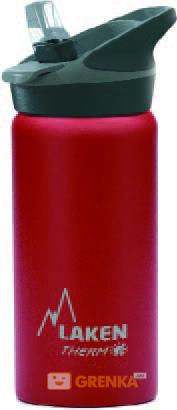 Купить Термофляга Laken Jannu Thermo 0.5 L Red