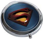 Подарок Зеркальце карманное 'Супермен'
