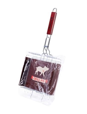 Решетка-гриль Grill me BQ-020  - купить со скидкой