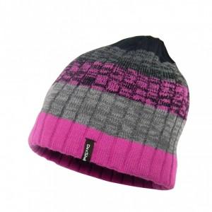 Водонепроницаемая шапка DexShell (градиент розовый)