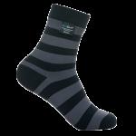 Водонепроницаемые носки DexShell Ultralite Bamboo Sock серые XL