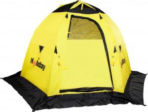 Палатка полуавт. Holiday Easy Ice  6  шестигранная 210х245см