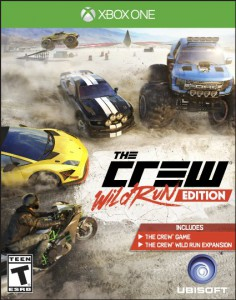 игра The Crew: Wild Run Xbox One