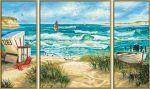 Набор для творчества 'Море. Прощание с летом'
