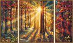 Набор для творчества 'Осенний лес'