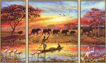 Набор для творчества 'Таинственная Африка'