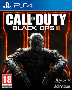 игра Call of Duty: Black Ops 3. Nuketown Edition PS4