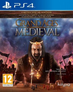 игра Grand Ages Medieval. Limited Special Edition PS4