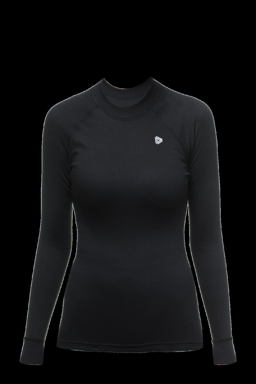 Купить Термофутболка Thermowave 'Originals LS Jersey W' Black (размер S)